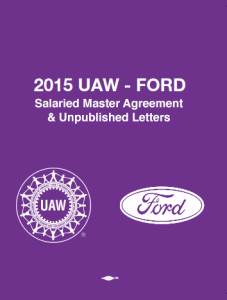 Salaried Master Agreement and Unpublished Letters
