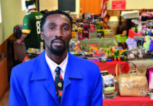 James Summerville is a Local 833 steward and a vital link in the local's effort to make sure accurate information reached his brothers and sisters.