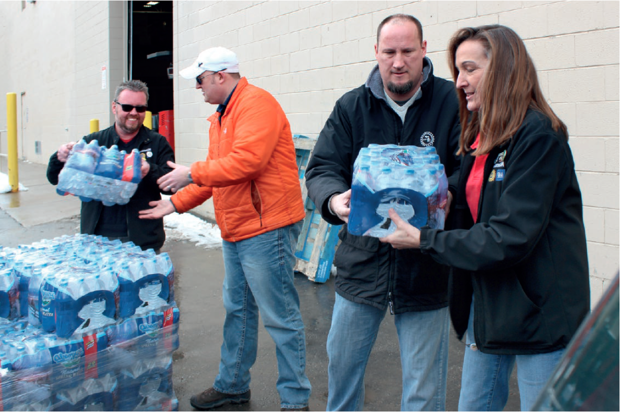 Democracy may have failed Flint, but UAW members in the city that helped give birth to our union did not.