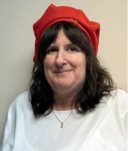 Teresa McGinnis of Local 1811 serves as the UAW's liaison with the United Way of Genesee County and is working with a dozen UAW local presidents to coordinate water deliveries.