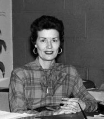 Caroline Davis 1950s