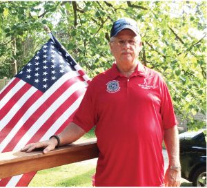 Wally Kubicki, a veteran, fears Donald Trump's tendency to react before he thinks could get young Americans in our armed services killed.