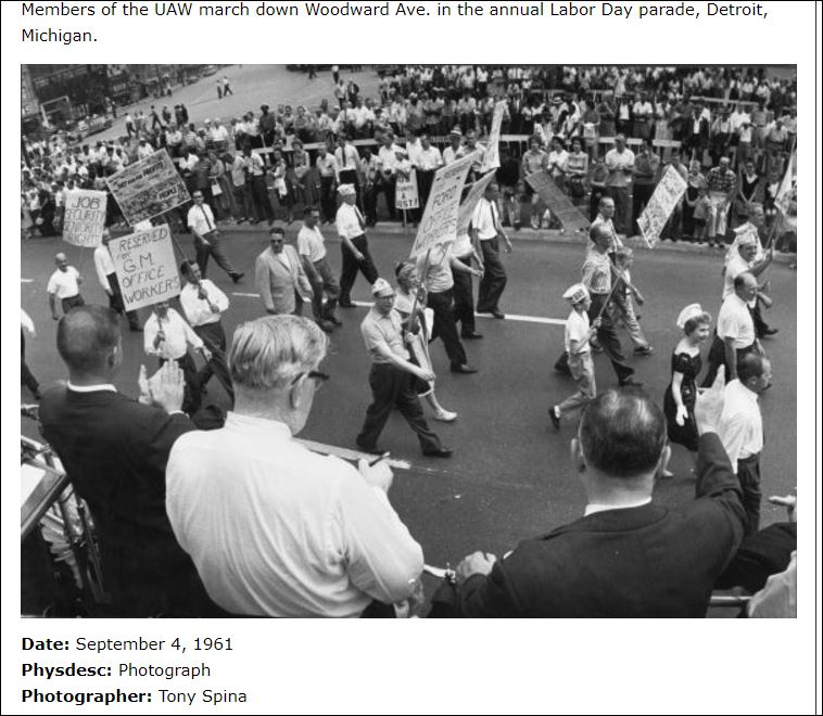 The History Of Labor Day Uaw