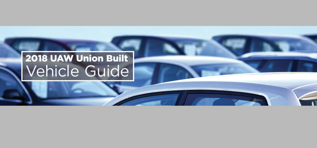 2018 Vehicle Guide