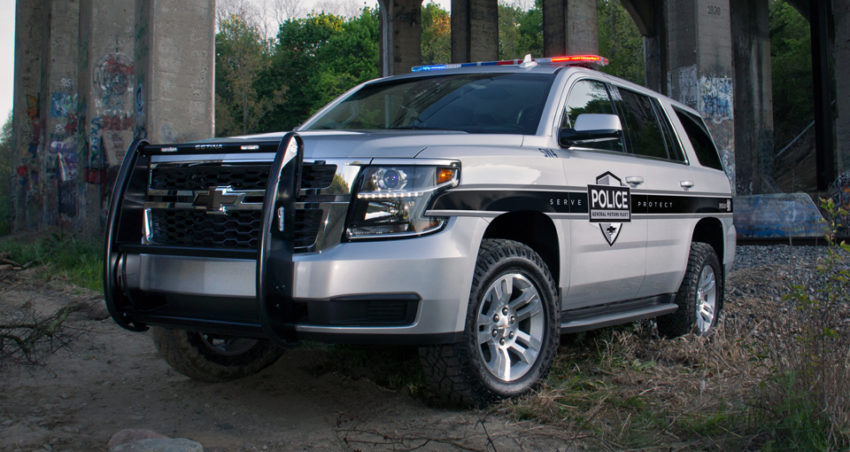 2018 Chevrolet Tahoe Special Service Uaw