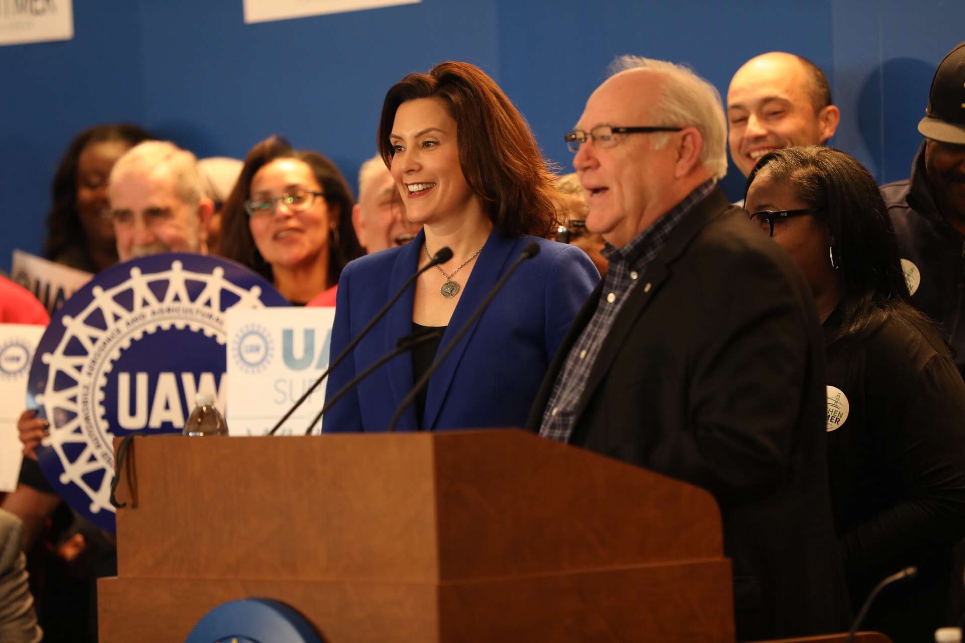 United Automobile Workers Endorse Gretchen Whitmer For Governor Uaw