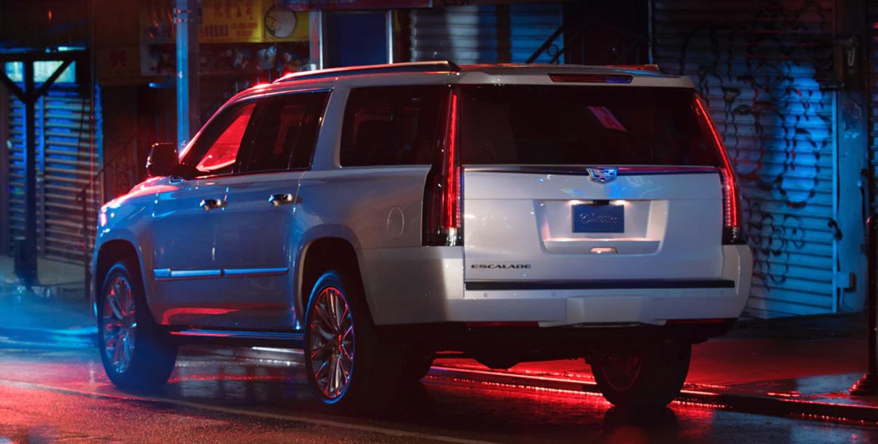 2019 Cadillac Escalade Hybrid | UAW