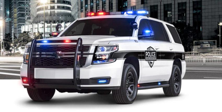 2019 Chevrolet Tahoe Police Uaw