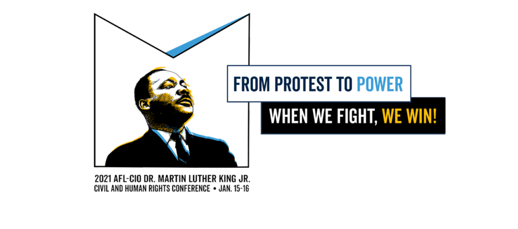 Register For The 2021 Dr Martin Luther King Jr Civil And Human Rights Conference Uaw